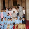"""Dr Kalam met our children at his home, the President House. The kids came calling on him from far flung village. It was yet another occasion for me to take a lesson on humility from the legend. Kalam Sahab fine tuned their lunch menu AND sweet dishes, including choicest pastries that the kids carried along for their long return journey from their uncle (very thoughtful). He told me,""""Mr Sikka, not too long ago, I was like them, poor and hungry. I had dreams, I still have. And I am sure they have in bigger. Who knows, there may be a President or a Prime Minister amongst them"""". He went on to PERSONALLY host luncheon for the kids, talked to them one by one as a friend and shook hands with everyone. There was no high chair, no caste, creed or religion between them. There was was but the humanity and blessings of a noble soul pouring through in abundance. I could see true happiness in his eyes. Friends, If you agree with me, let's join hands and request the Government that henceforth Dr Kalam's birthday should be celebrated as 'The Children's Day'."""